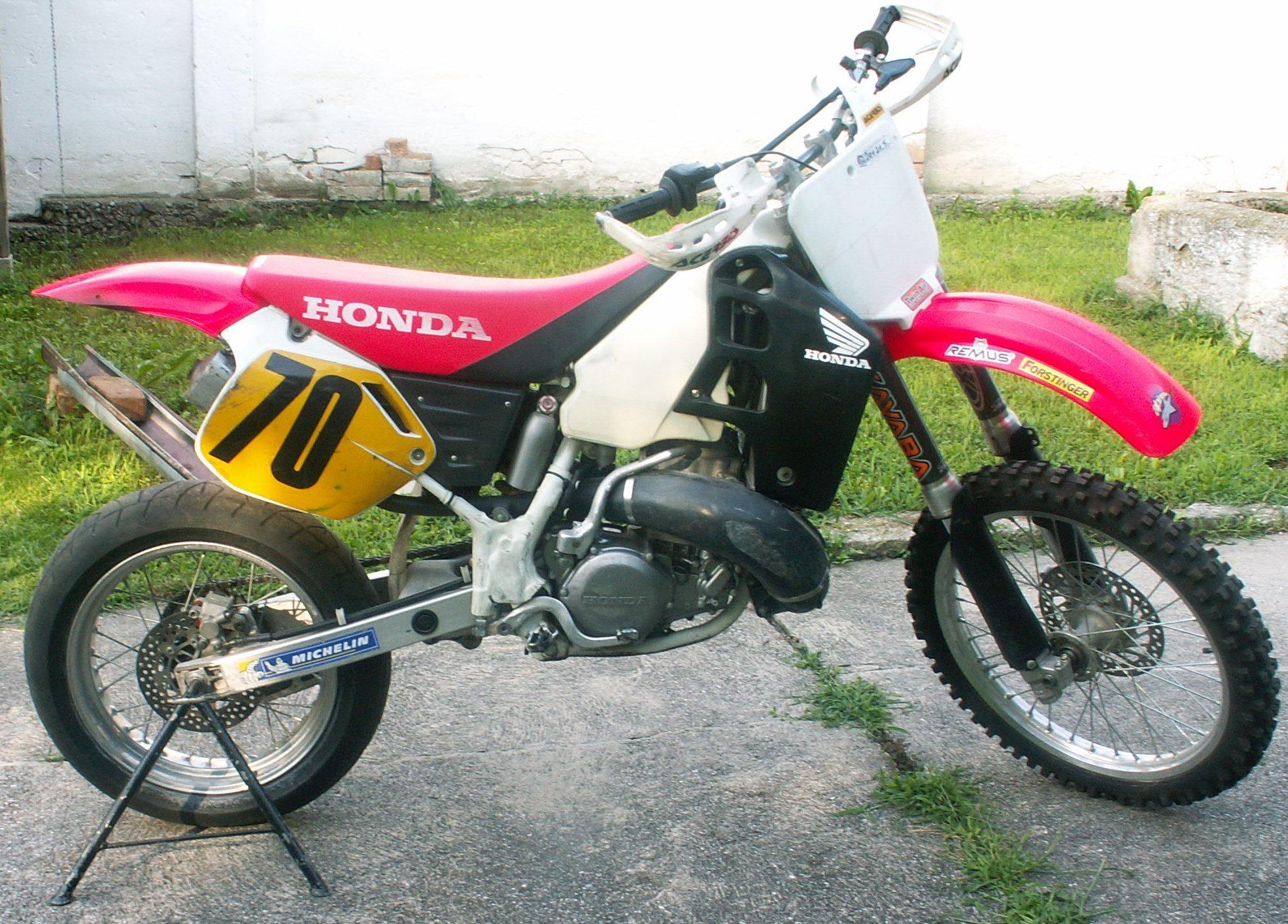 honda cr 500: