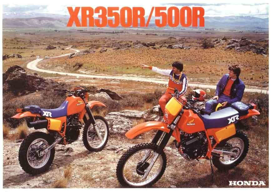 Xr on 2000 Honda Xr 600