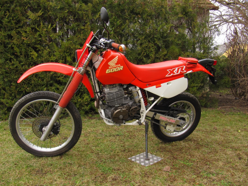 honda xr 600 r 1989. Black Bedroom Furniture Sets. Home Design Ideas